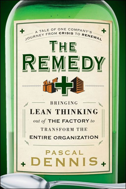 The Remedy By: Pascal Dennis