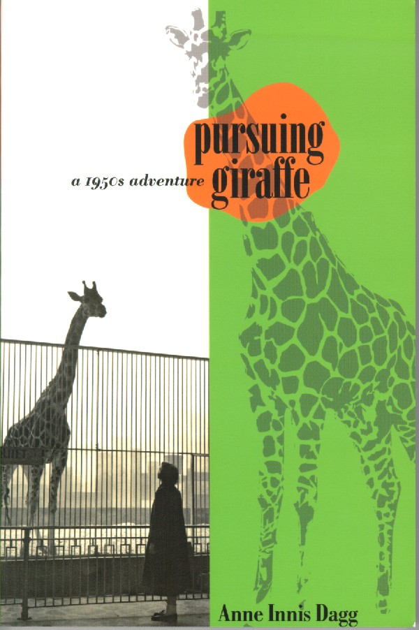 Pursuing Giraffe: A 1950s Adventure