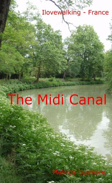 Ilovewalking France: The Midi Canal