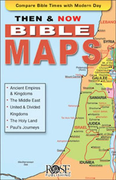 Then & Now Bible Maps®