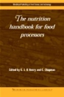 The Nutrition Handbook For Food Processors