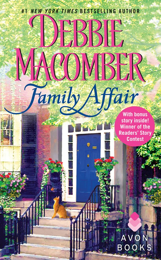 Family Affair + The Bet By: Debbie Macomber