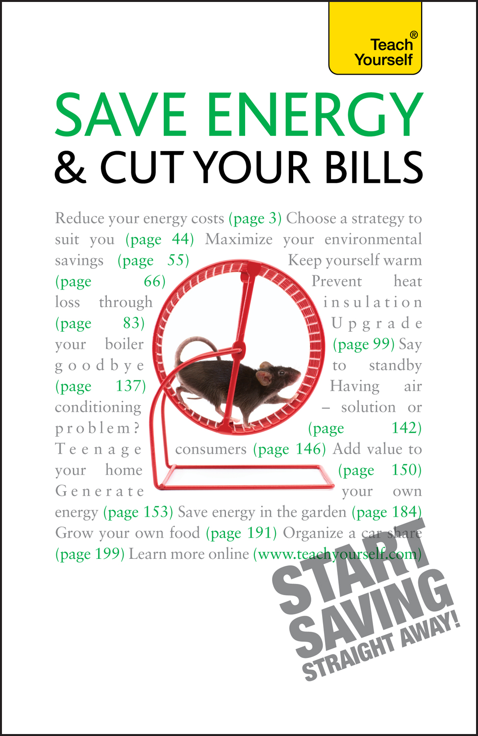 Save Energy And Cut Your Bills: Teach Yourself