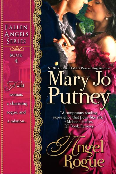 Angel Rogue (Fallen Angels Series, Book 4) By: Mary Jo Putney