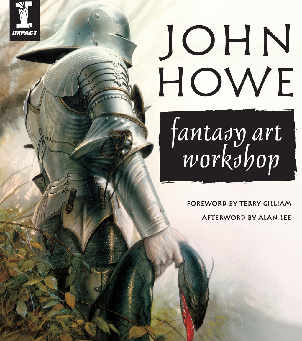 John Howe Fantasy Art Workshop
