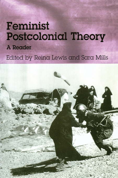 Feminist Postcolonial Theory A Reader