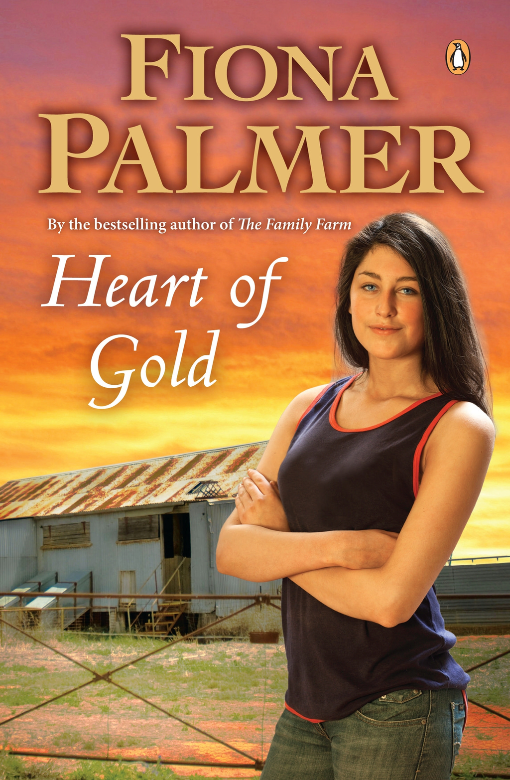 Heart of Gold By: Fiona Palmer