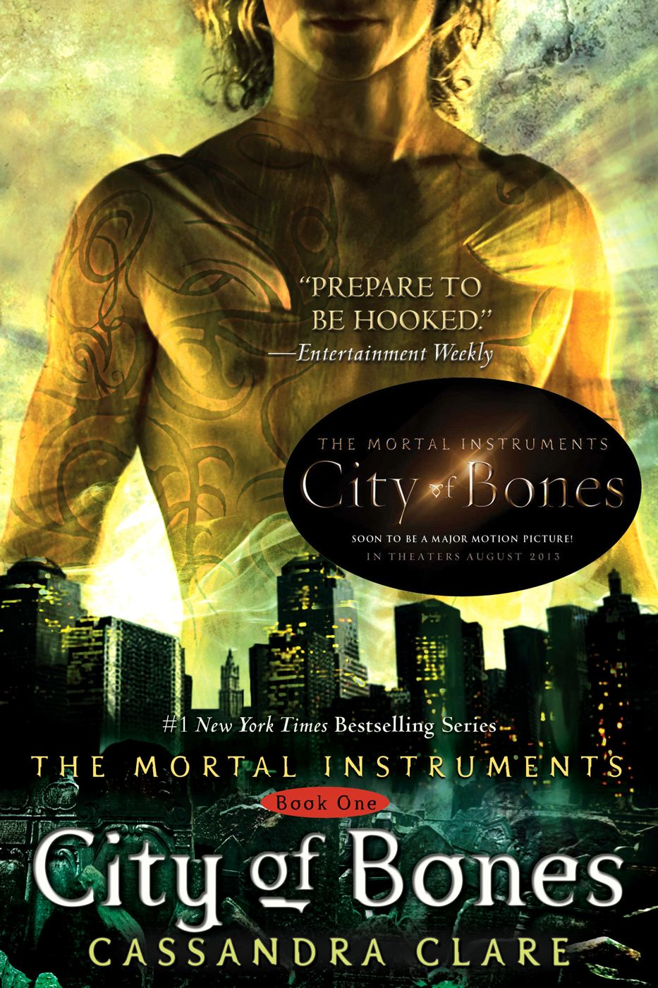 City of Bones By: Cassandra Clare