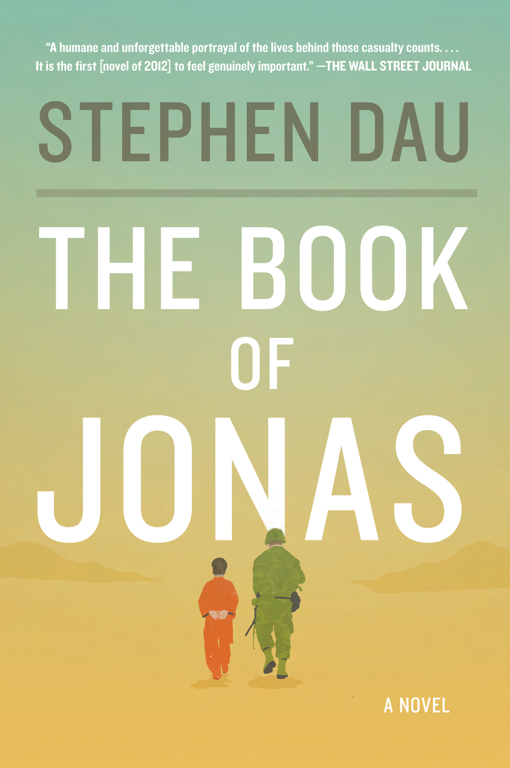 The Book of Jonas By: Stephen Dau