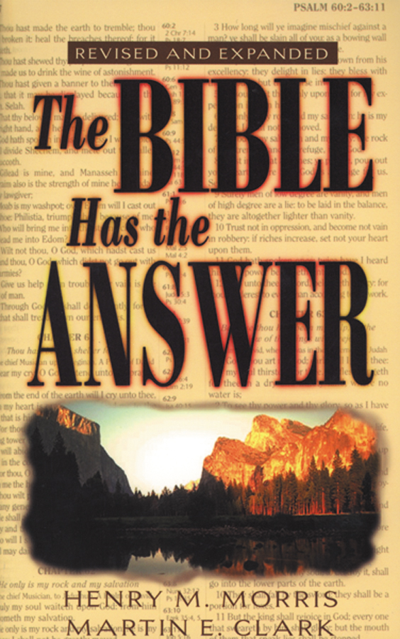 Bible Has the Answer, The