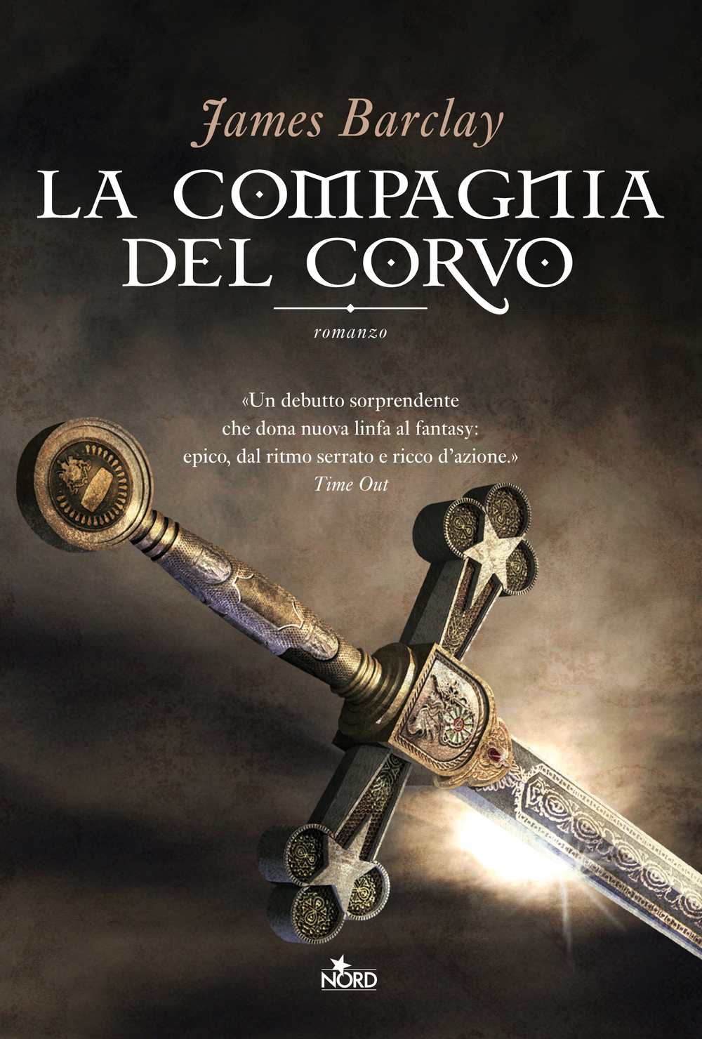 La compagnia del Corvo By: James Barclay