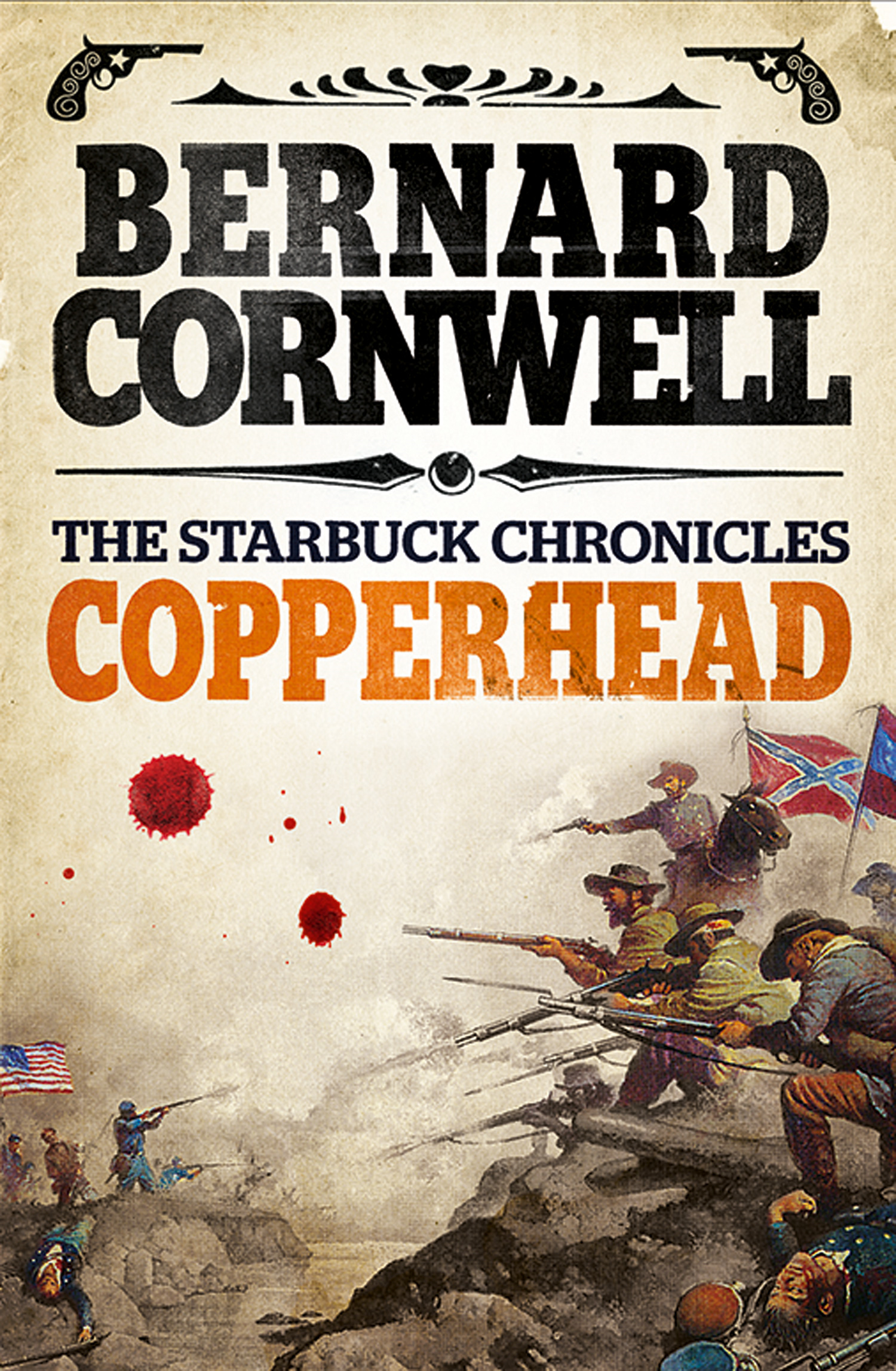 Copperhead (The Starbuck Chronicles,  Book 2)