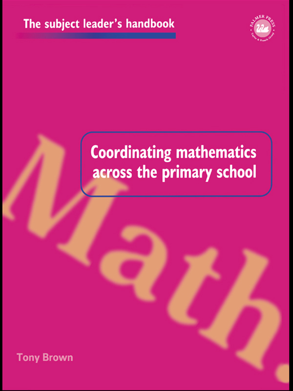 Coordinating Mathematics Across the Primary School