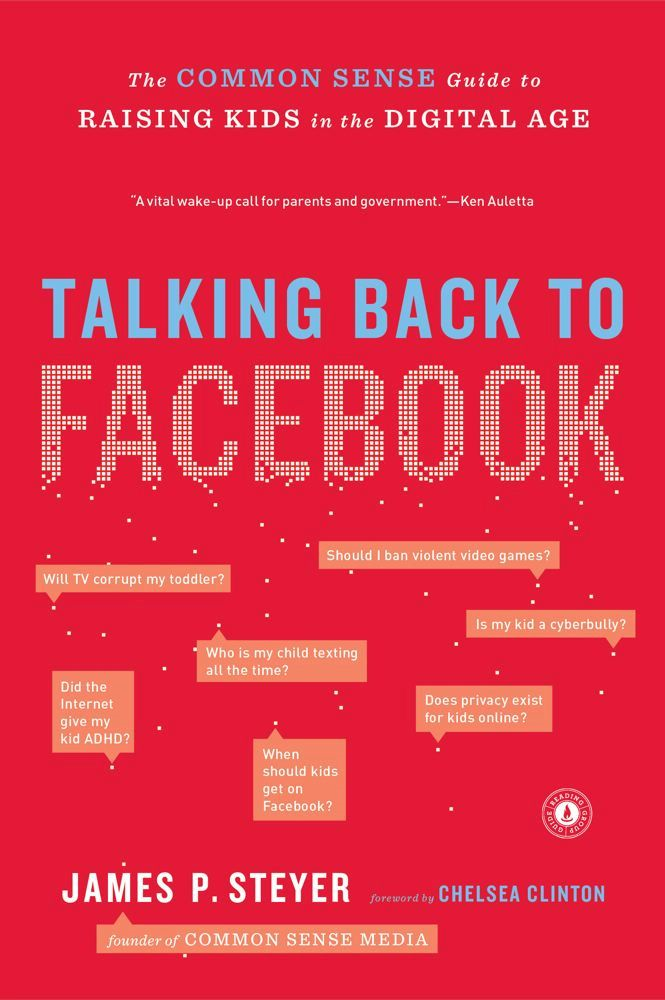 Talking Back to Facebook By: James P. Steyer