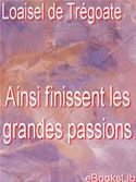 download Ainsi finissent les grandes passions book