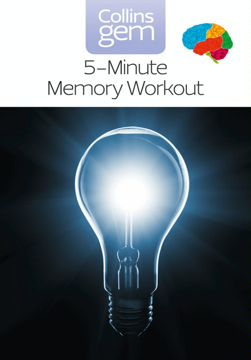 5-Minute Memory Workout (Collins Gem)