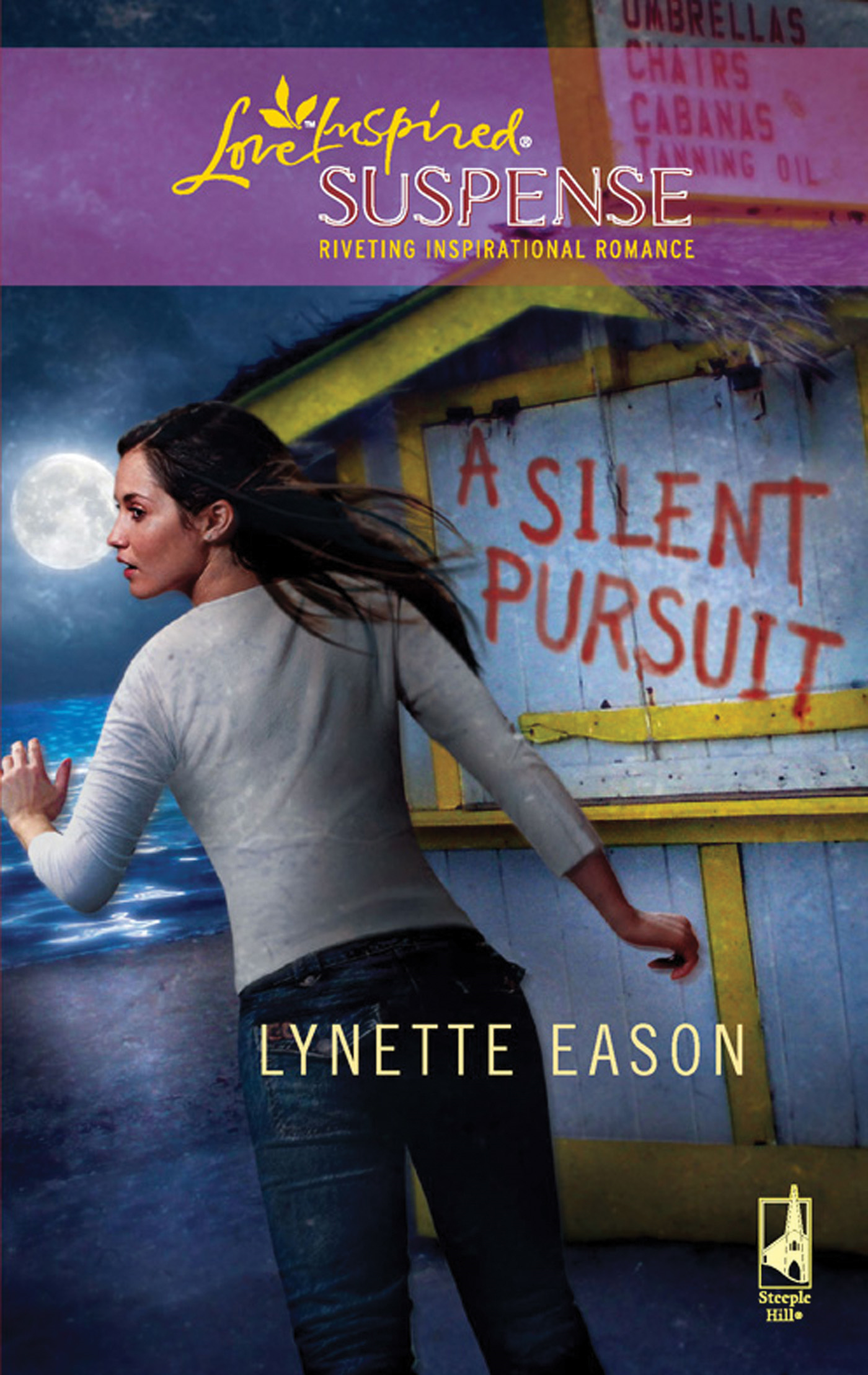 A Silent Pursuit (Mills & Boon Love Inspired Suspense)