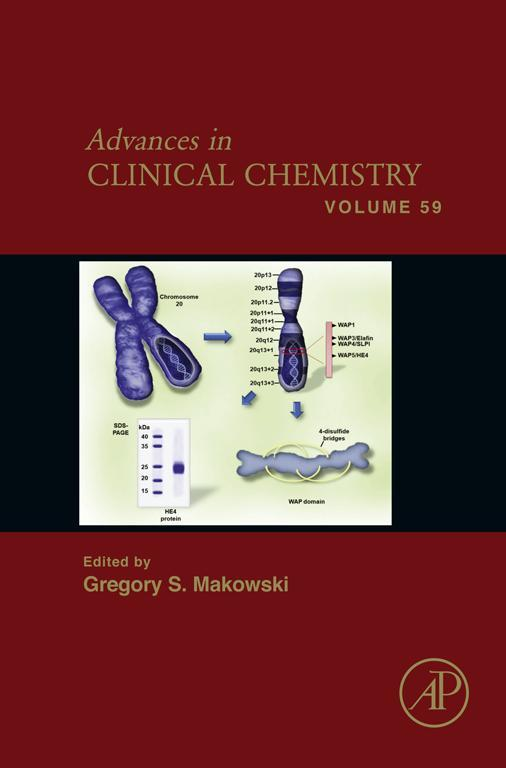 Advances in Clinical Chemistry By: Gregory Makowski
