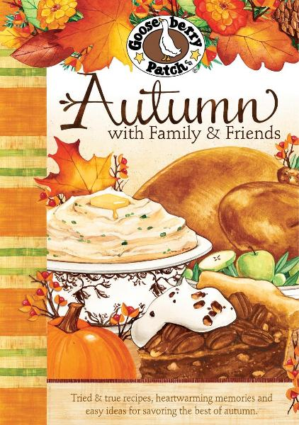 Autumn with Family & Friends Cookbook