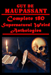 Complete 180 Supernatural Weird Anthologies