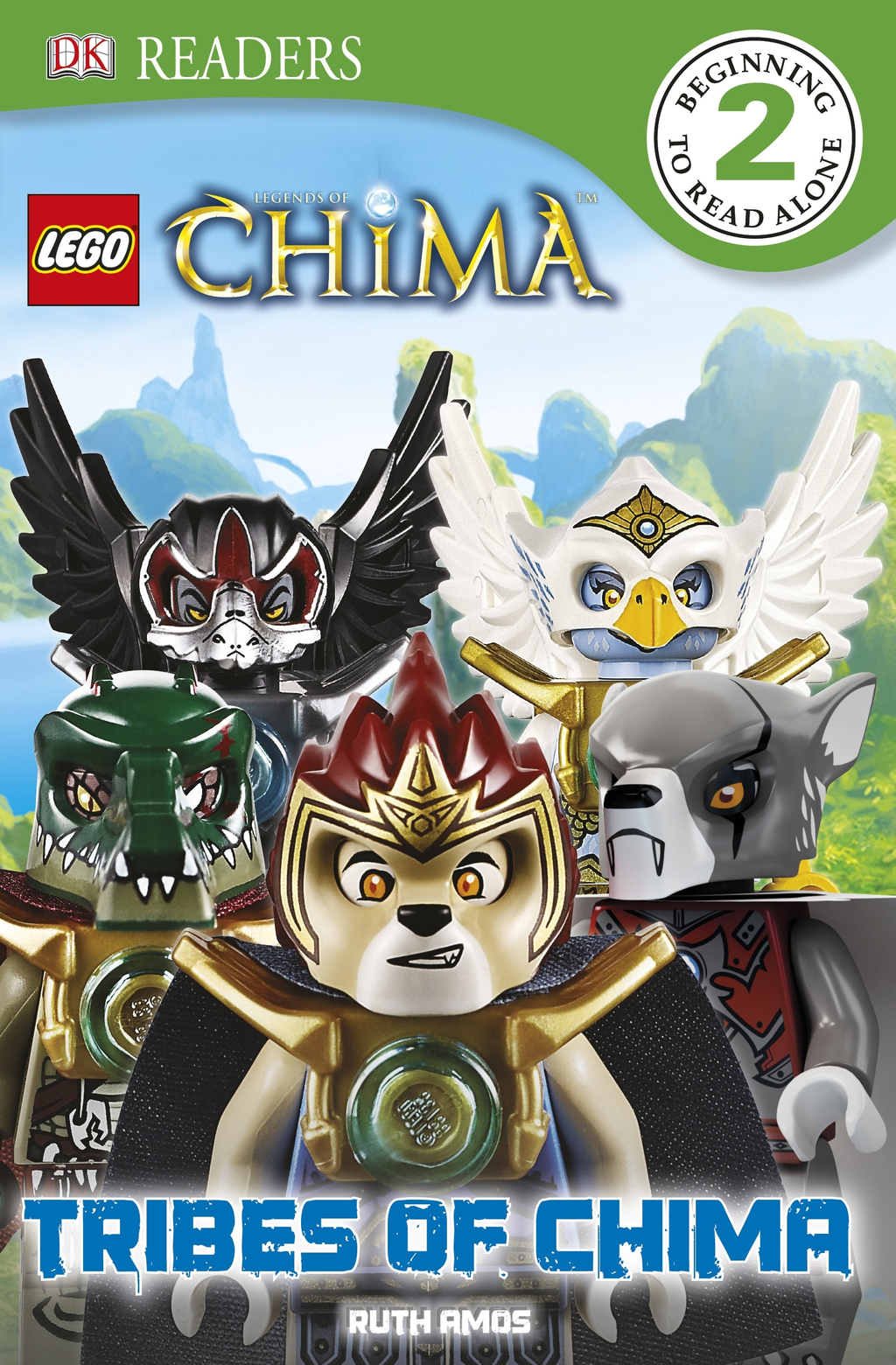 LEGO� Legends of Chima Tribes of Chima