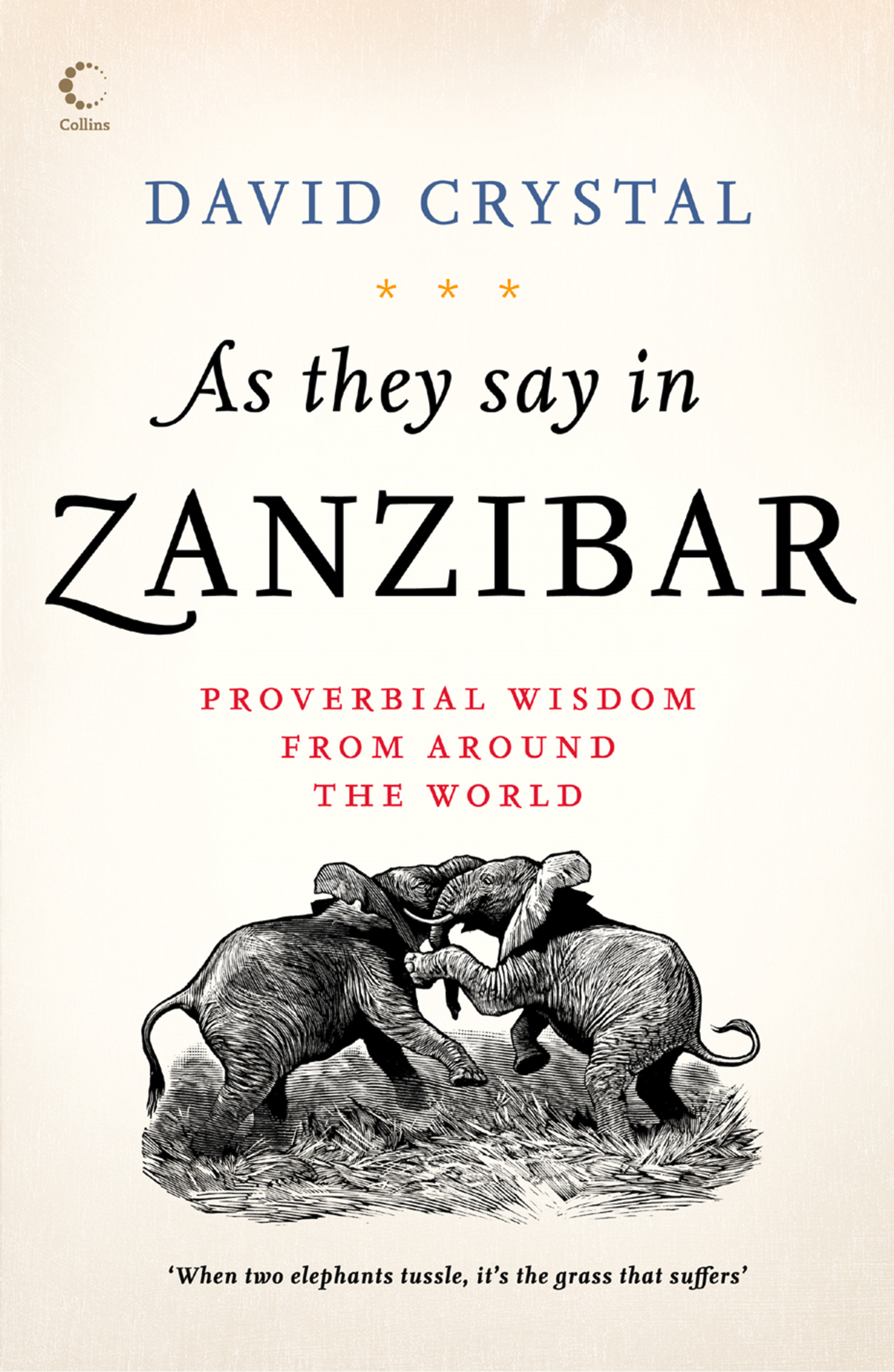 As They Say In Zanzibar