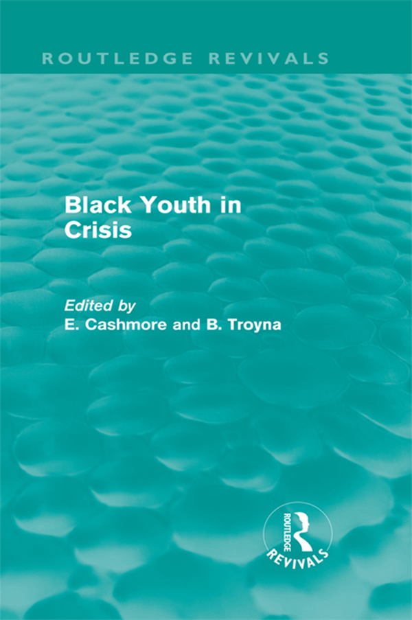 Black Youth in Crisis