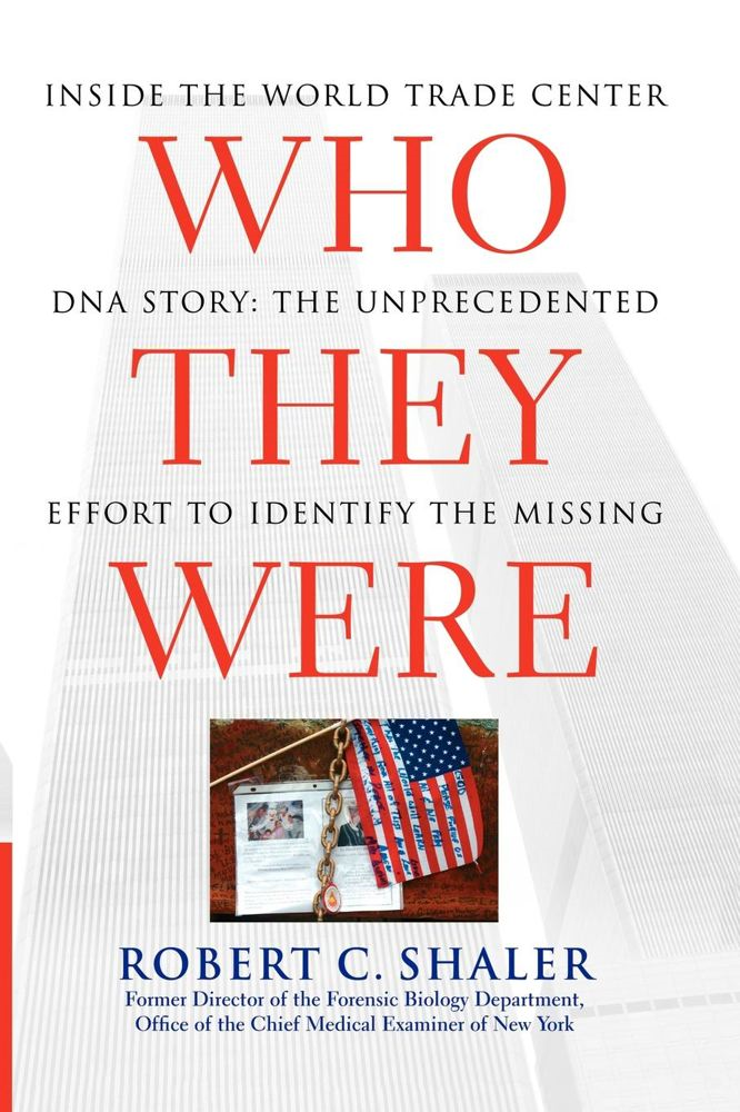 Who They Were By: Robert C. Shaler