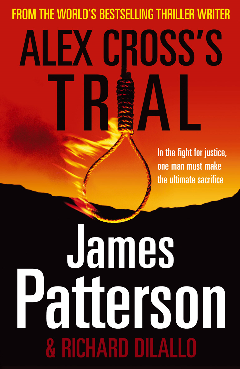 Alex Cross's Trial (Alex Cross 15)