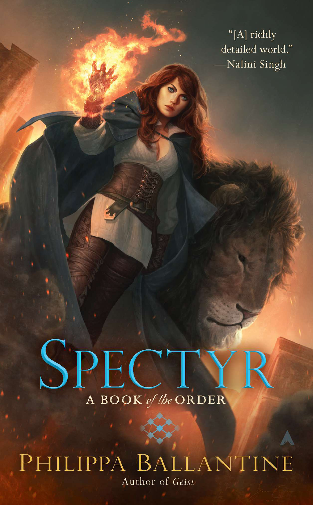 Spectyr By: Philippa Ballantine