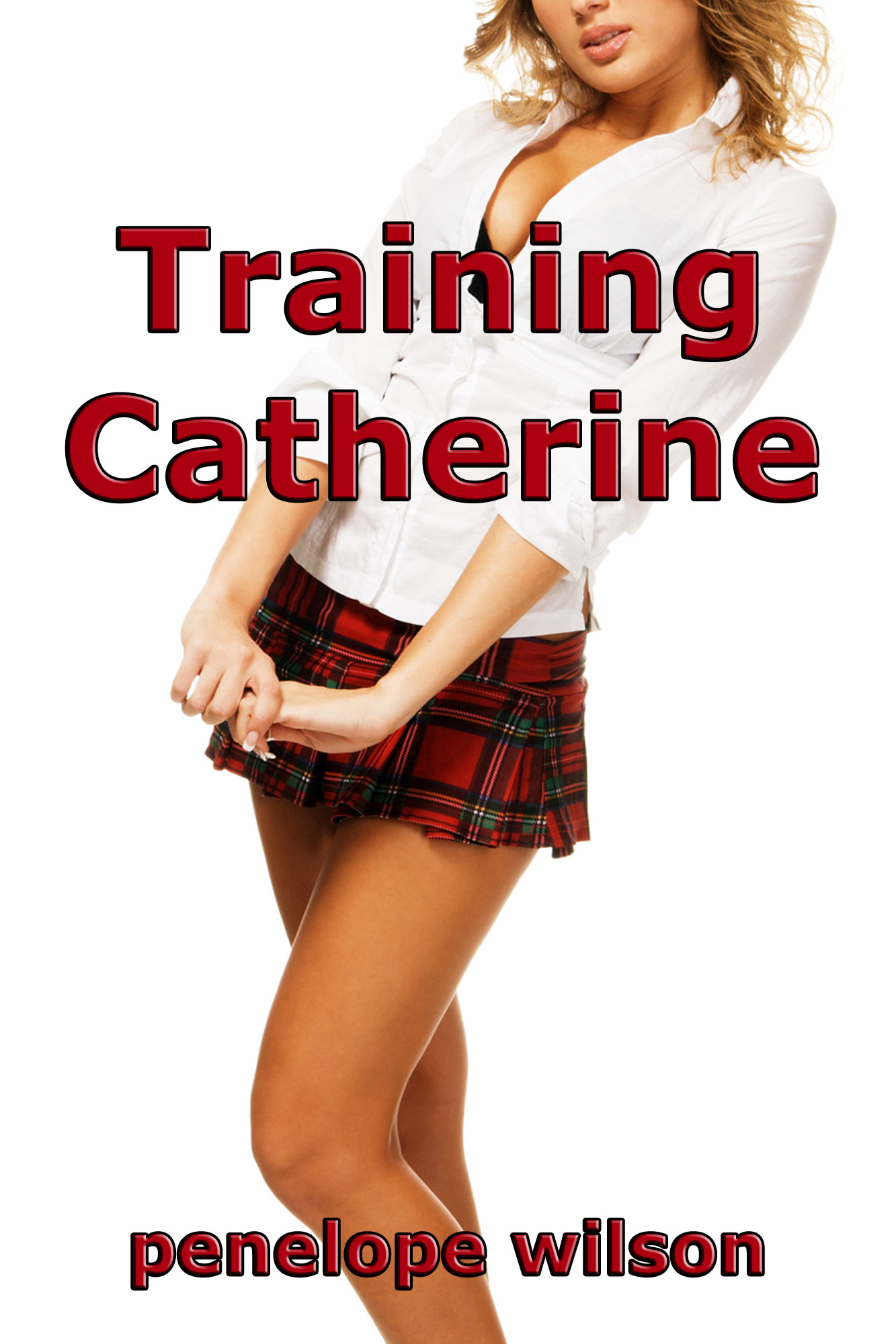 Training Catherine (Teacher-Student Submissive Dubcon)