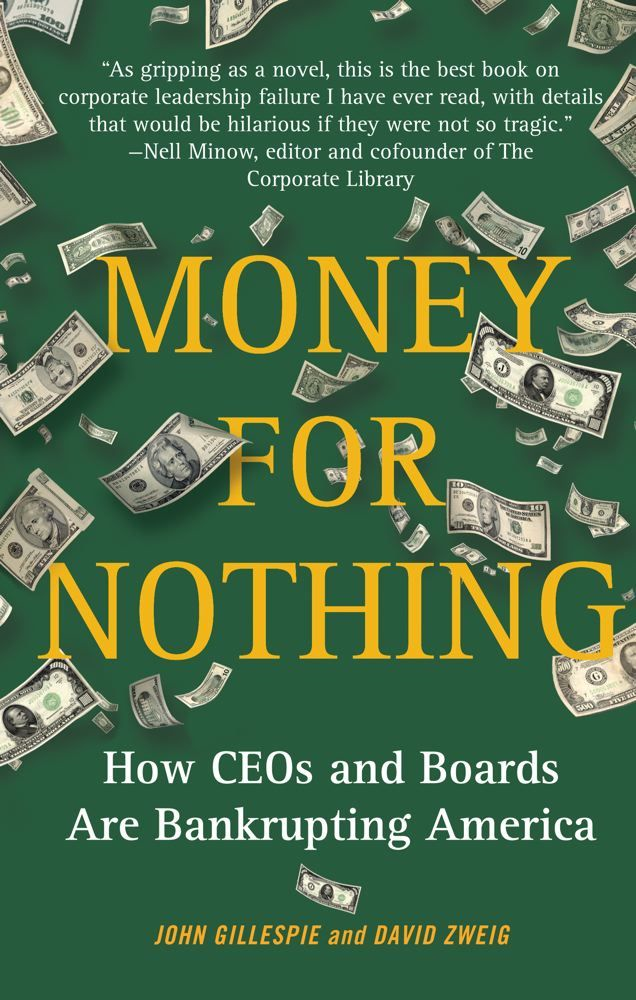 Money for Nothing By: David Zweig,John Gillespie