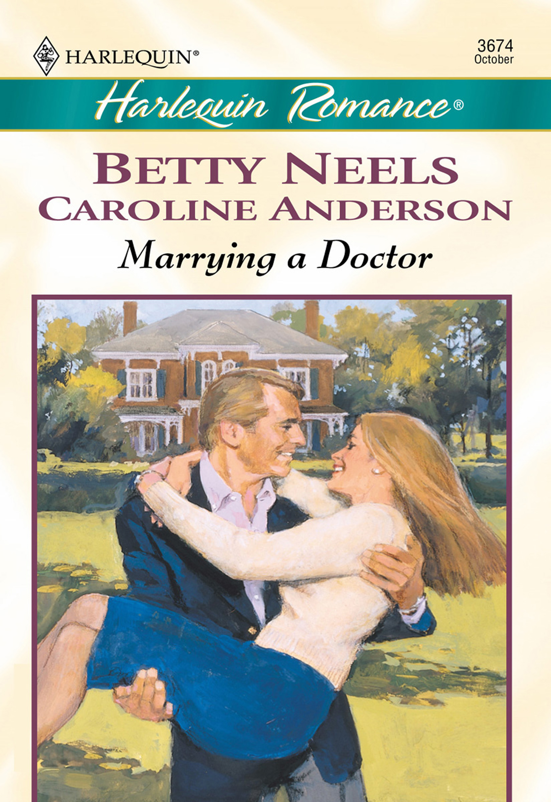 Marrying a Doctor (Mills & Boon Cherish)