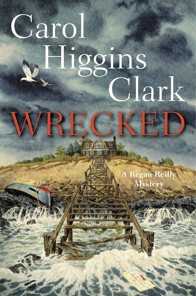 Wrecked By: Carol Higgins Clark