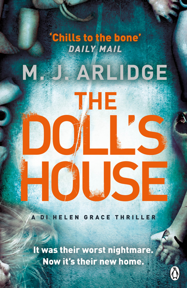The Doll's House DI Helen Grace 3