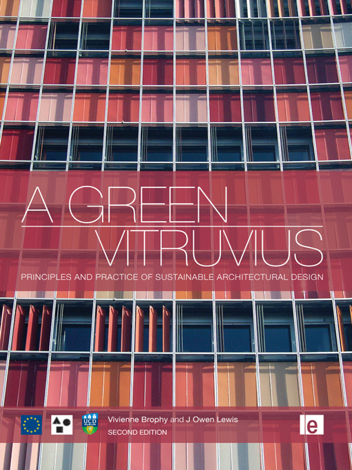A Green Vitruvius Principles and Practice of Sustainable Architectural Design