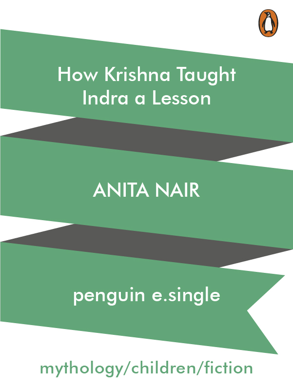 How Krishna Taught Indra a Lesson