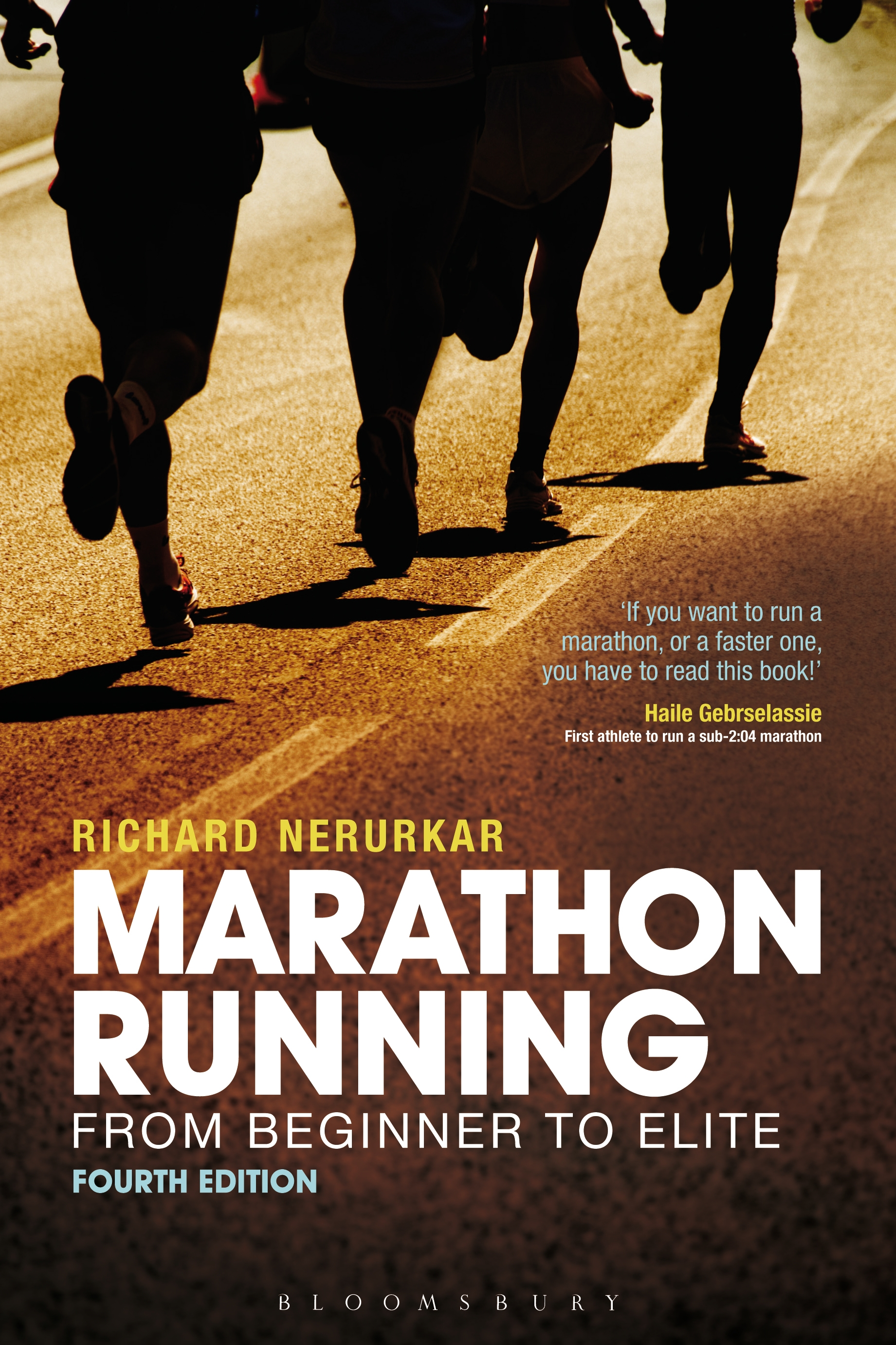 Marathon Running From Beginner to Elite,  4th edition