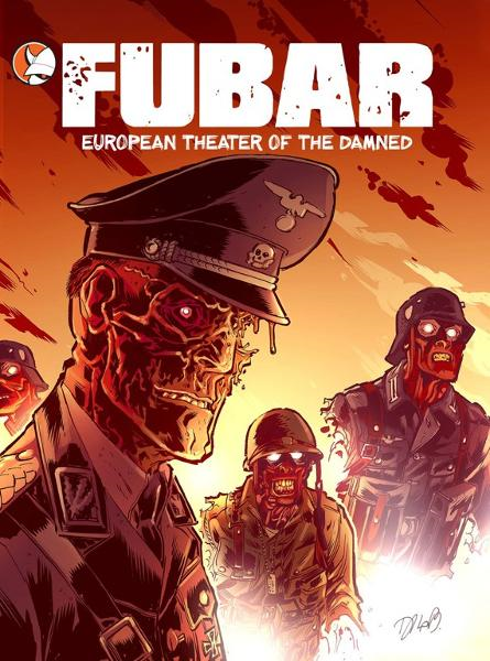 FUBAR: Volume 1- Graphic Novel By: Jeff McComsey