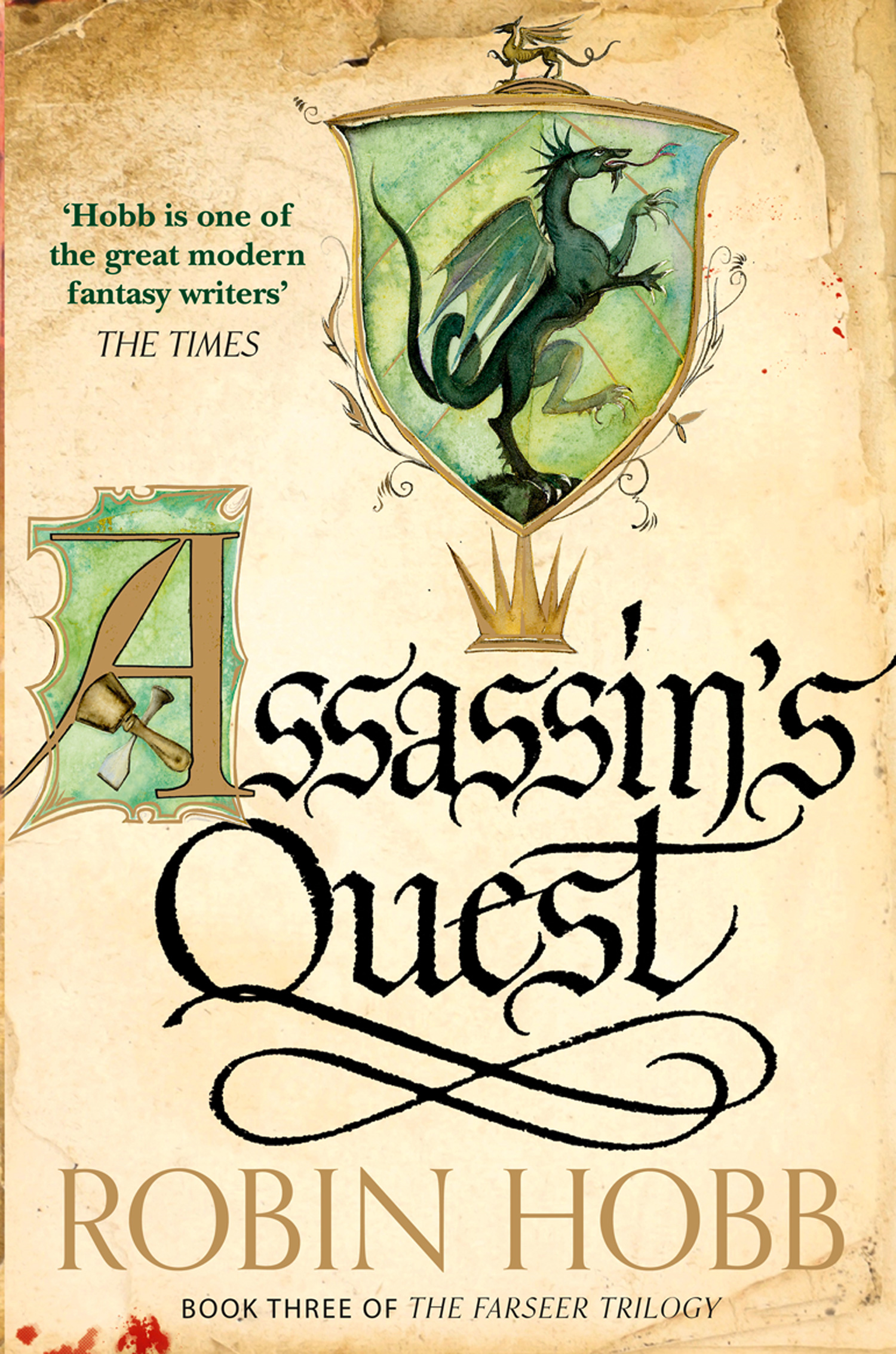 Assassin?s Quest (The Farseer Trilogy,  Book 3)