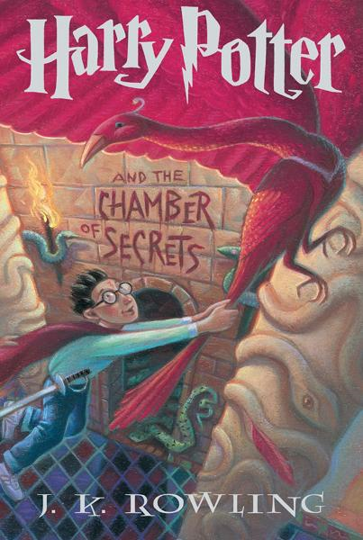 Harry Potter and the Chamber of Secrets By: J.K. Rowling