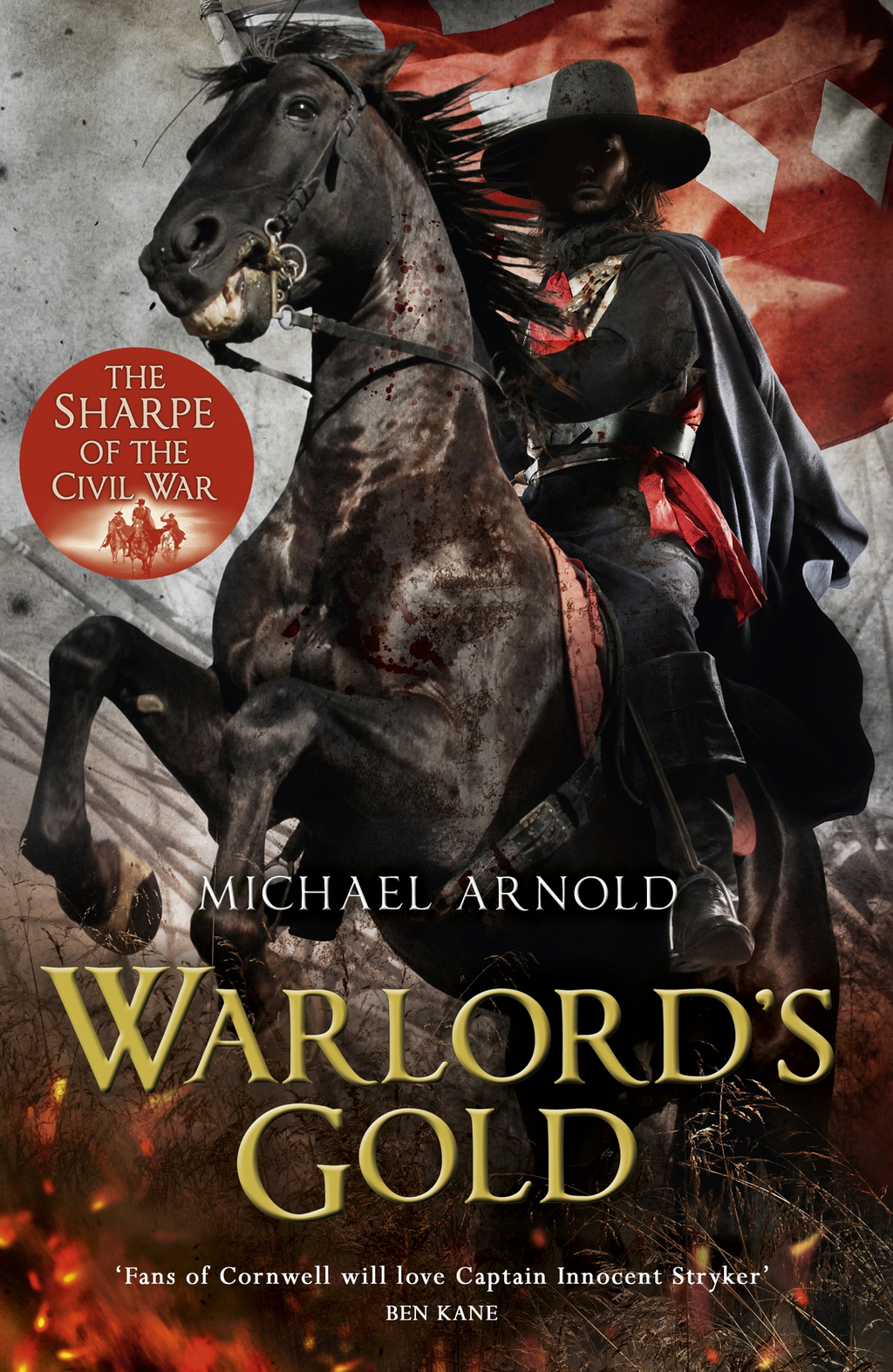Warlord's Gold Book 5 of The Civil War Chronicles