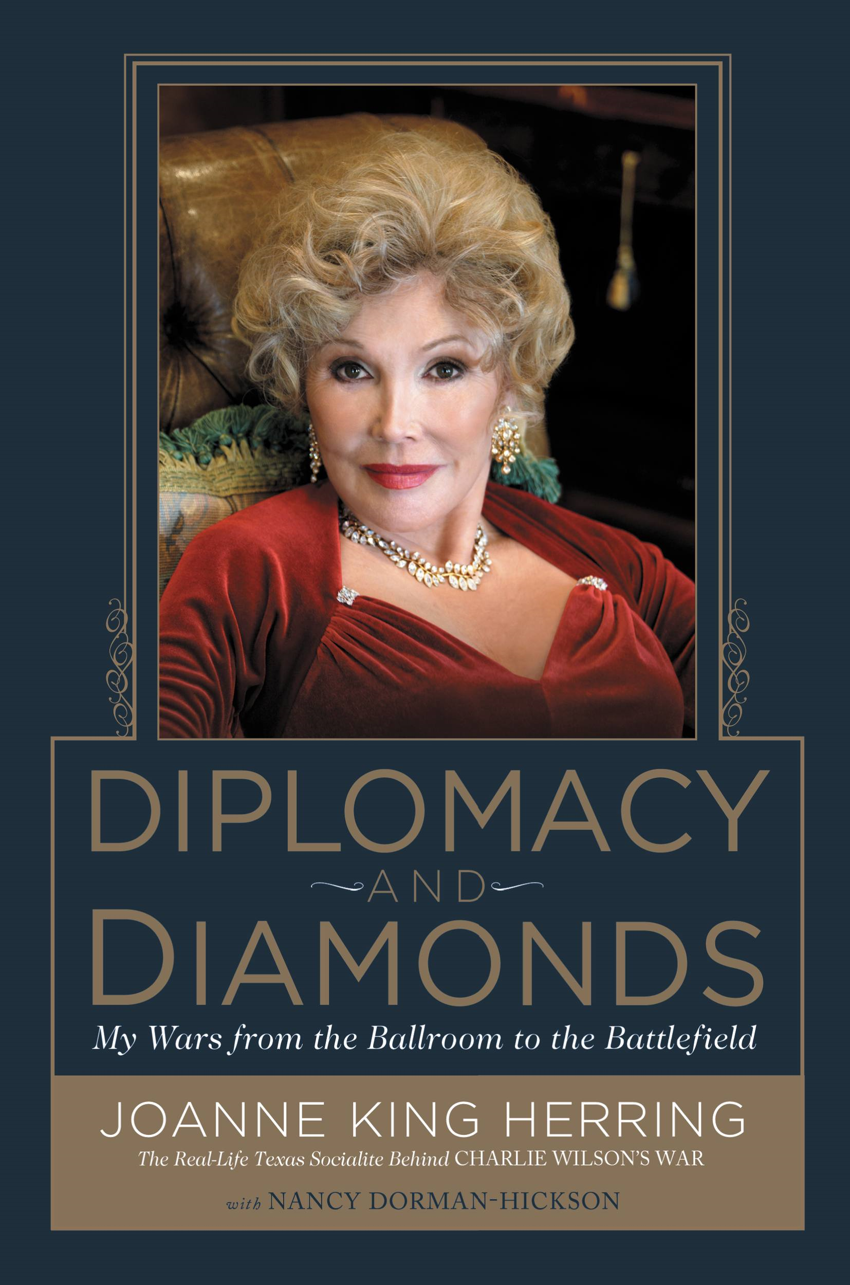 Diplomacy and Diamonds By: Joanne King Herring