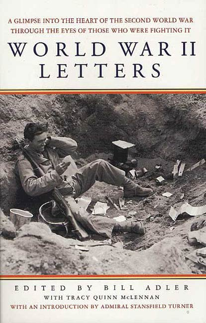 World War II Letters By: Tracy Quinn McLennan