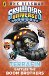 Skylanders Mask Of Power: Terrafin Battles The Boom Brothers: