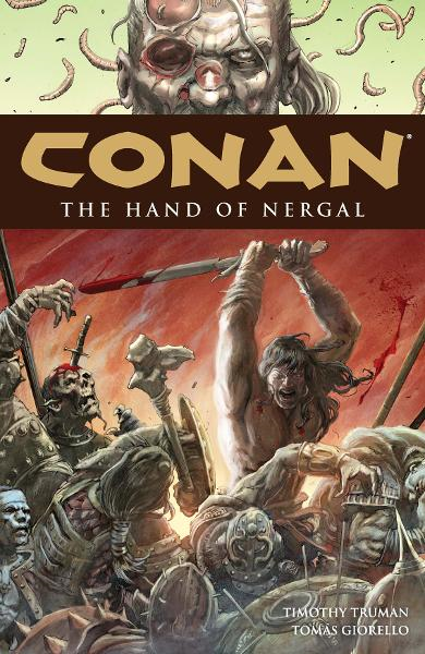 Conan Volume 6: The Hand of Nergal