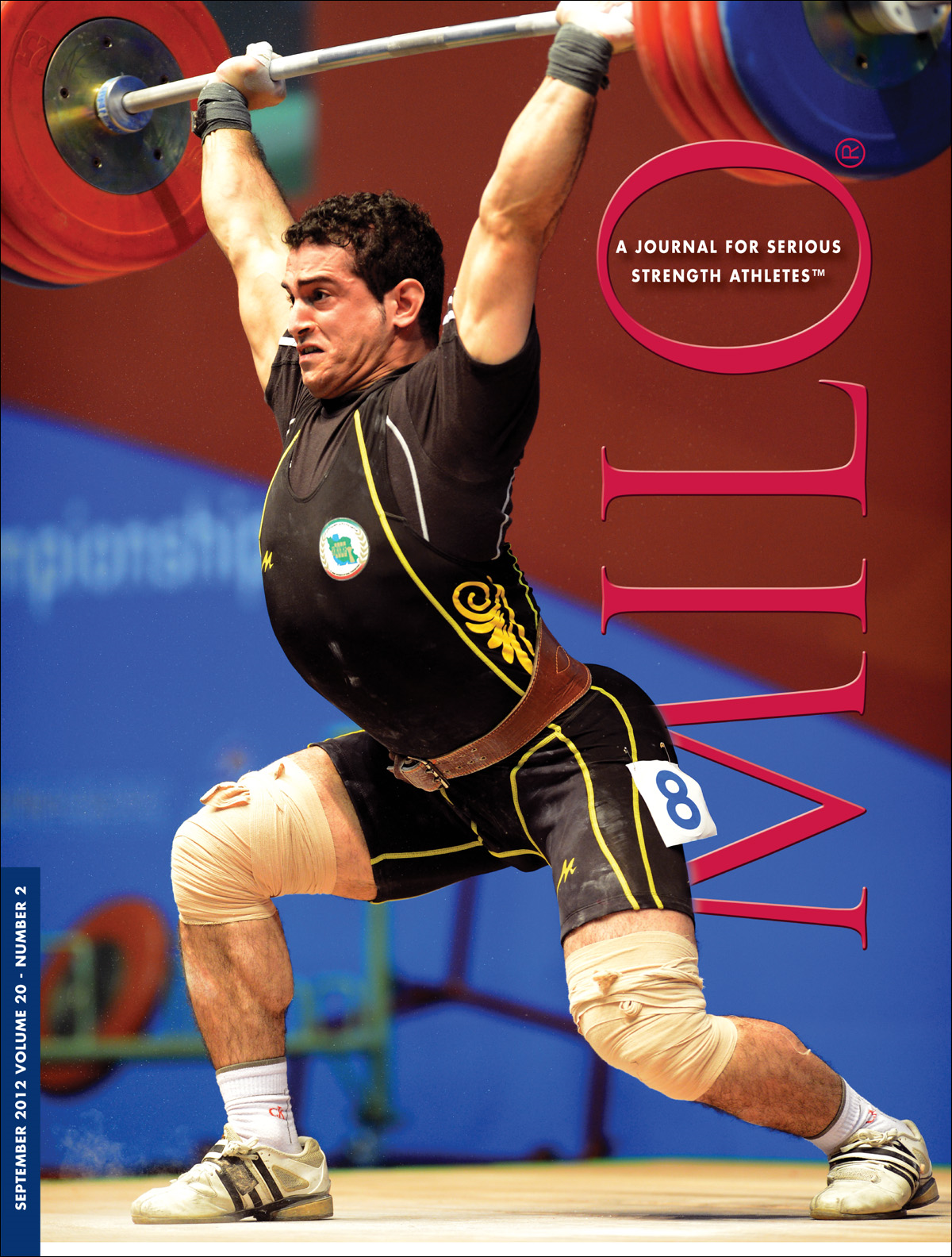 MILO: A Journal for Serious Strength Athletes, September 2012, Vol. 20, No. 2