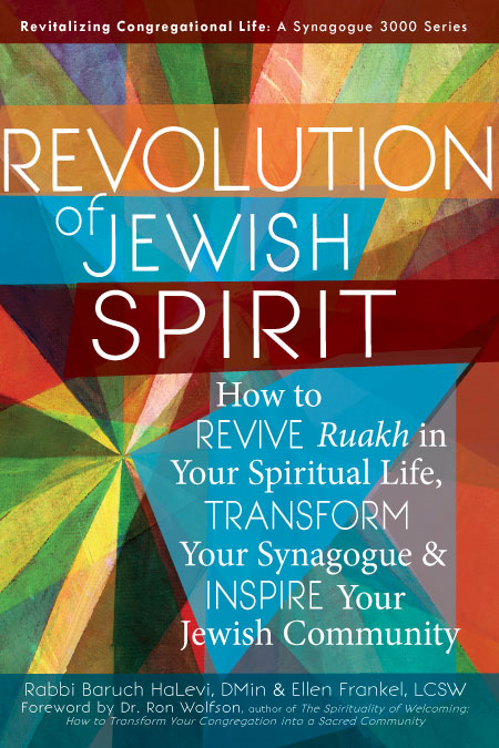Revolution of Jewish Spirit