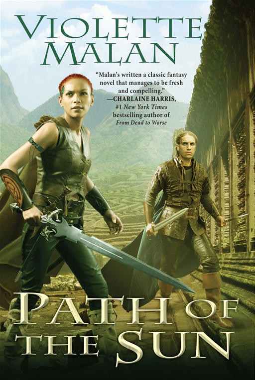 Path of the Sun: A Novel of Dhulyn and Parno By: Violette Malan