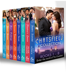 The Chatsfield Collection Books 1-8 (Mills & Boon e-Book Collections)